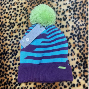 Igloos Beanie Stocking Snow Winter Hat Youth 4-6